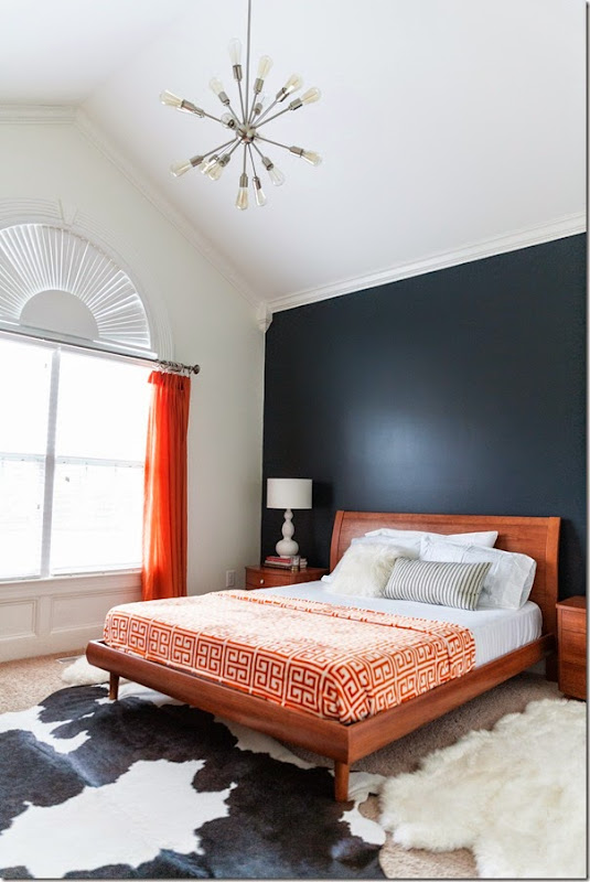 guest bedroom makeover-after