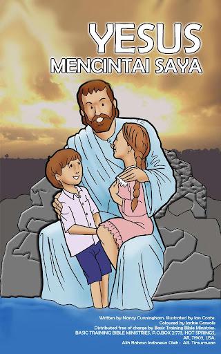 Alkitab : Yesus Mencintai Saya
