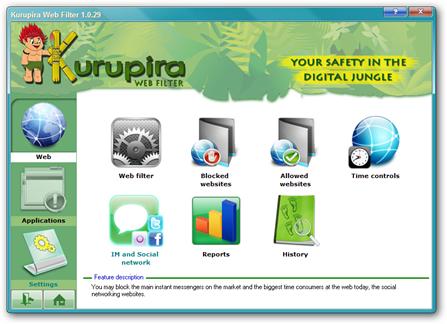 Kurupira WebFilter
