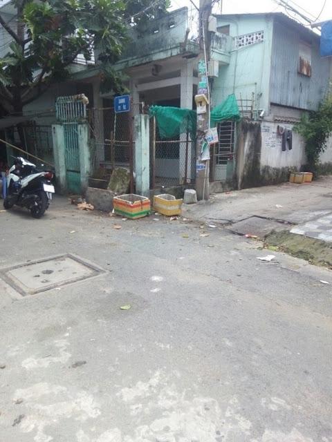Bán nhà Quận Tân Phú 34/41 Hoàng Ngọc Phách Phú Thọ Hòa 002