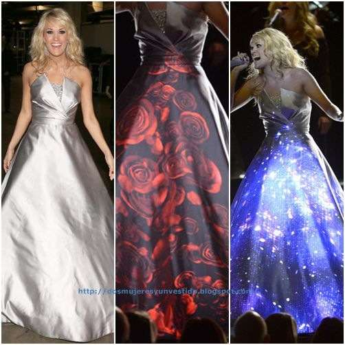 Carrie Underwood 55th Annual GRAMMY Awards (7)