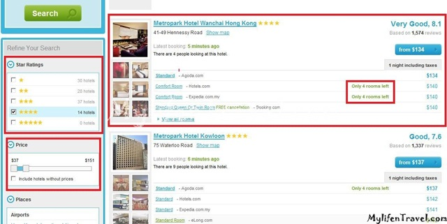 How to online booking hotel 07