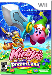 Análise: Kirby's Return to Dream Land