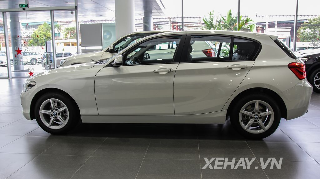 Xe BMW 118i 09
