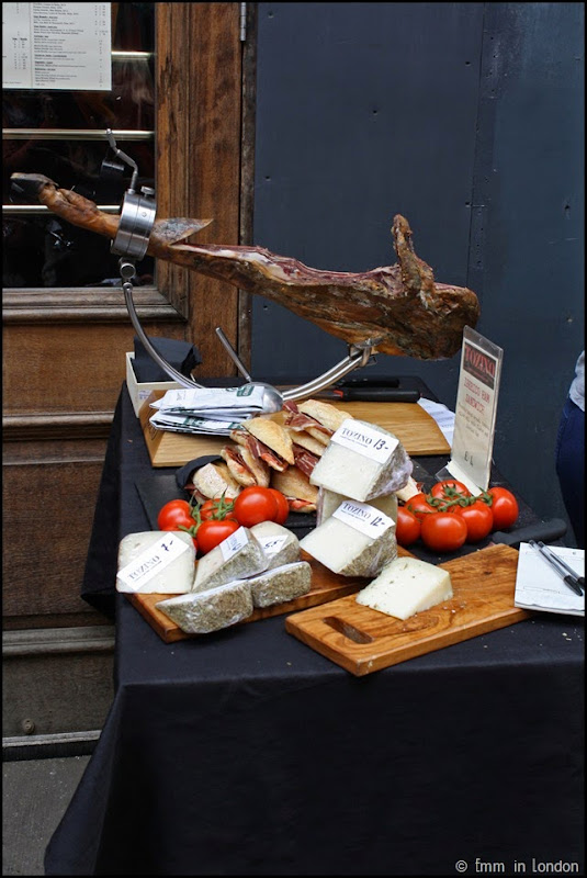 Ropewalk - cheese and meat