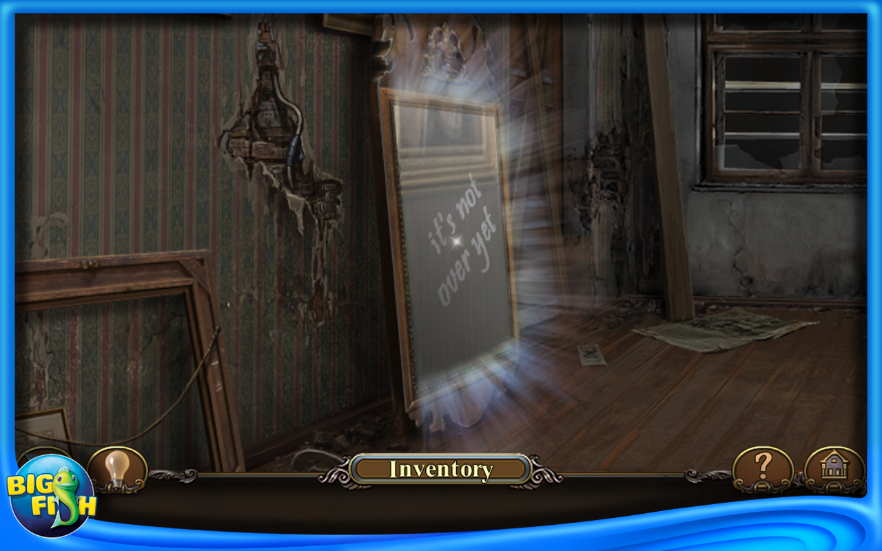 Haunted Manor: Mirrors (Full)- screenshot
