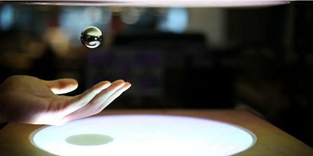 levitacion magnetica