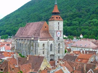 Obiective turistice Brasov: Biserica Neagra