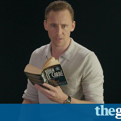 Tom reads from John le Carré's The Night Manager exclusively for The Guardian