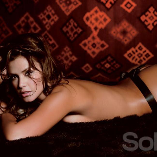 Katherine Porto Desnuda Revista SoHo Foto 10
