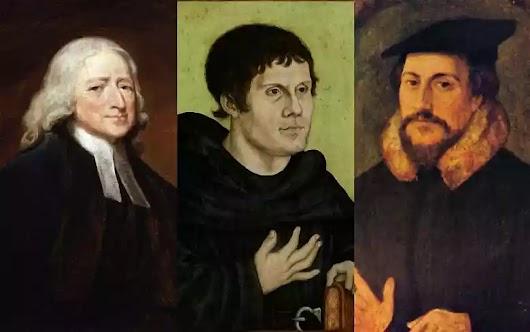 Thật lạ lùng.. 5 nhân vật Tin Lành này một mực bảo vệ tín điều Đức Mẹ đồng trinh trọn đời