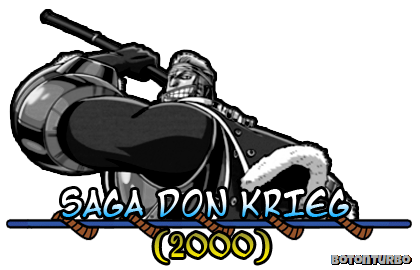 One Piece - Saga Don Krieg