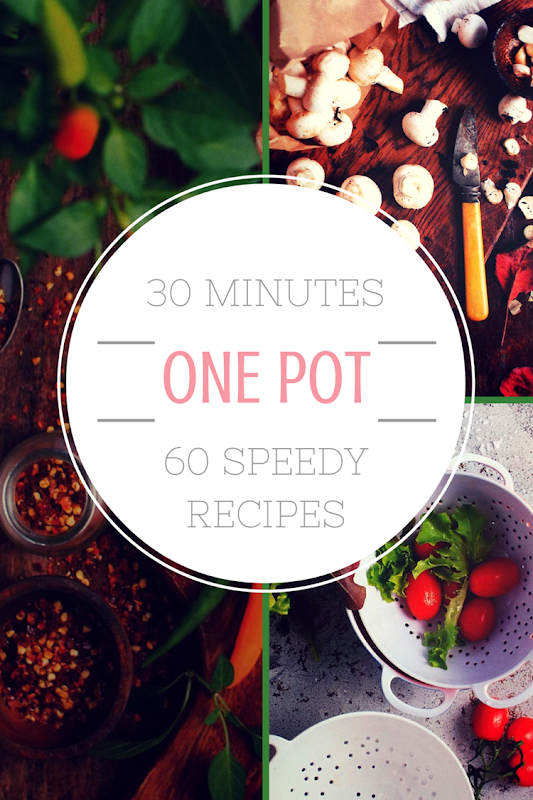 30 minute one pot meals review