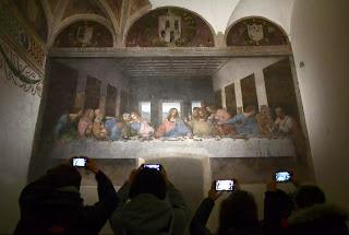 """Bữa tối cuối cùng"" của Leonardo"