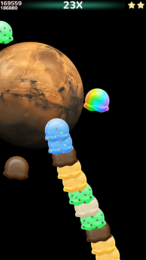 Scoops - screenshot
