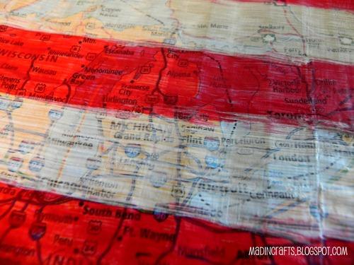 map flag detail