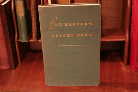 Barkepers Golden Book