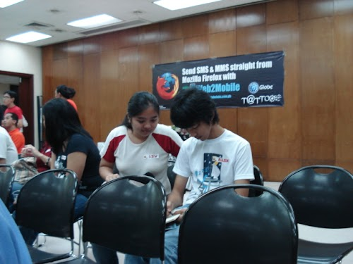 Five Years of Firefox in Manila