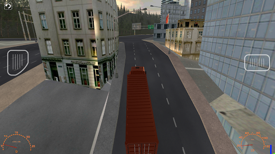 Real Truck Drive Simulator 3D