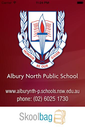 Albury North Public School