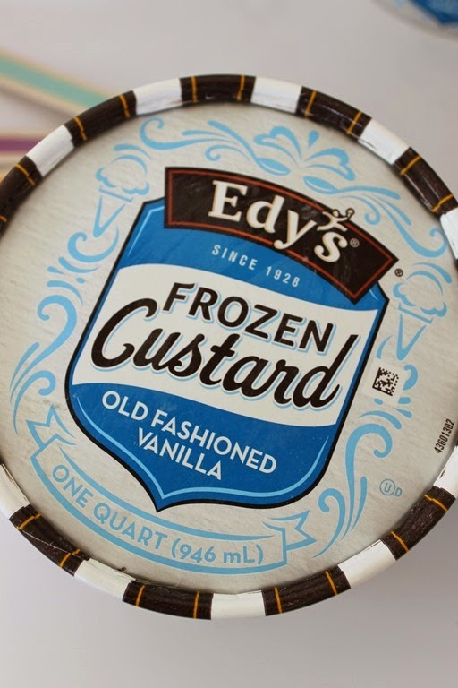 Edy's Frozen Custard Old Fashioned Vanilla