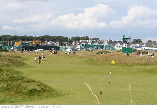 '2nd hole, Carnoustie, Open 2007' photo (c) 2007, Steven Newton - license: http://creativecommons.org/licenses/by/2.0/
