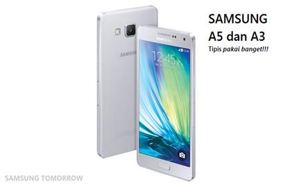Samsung Galaxy A5 - A3