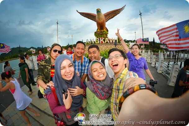 Naturally Langkawi Bloggers FAM Trip 2013 LADA #tianchad-184