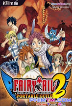 Hội Pháp Sư :Phần 2 - Fairy Tail Session 2