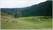 Фермерское хозяйство. Алтай. Фото В.Лобанова. www.timeteka.ru