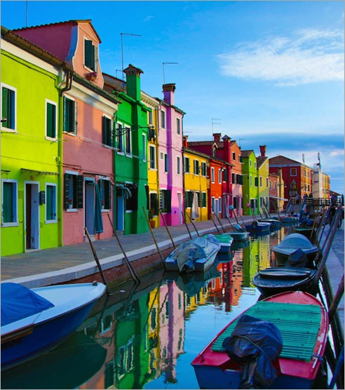 The Colors of Burnelo