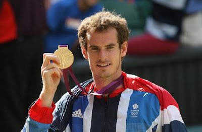 London 2012 Gold Rio 2016 Gold Andy Murray is the first tennis