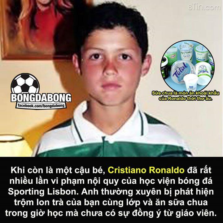 Một thời bá đạo của #Ronaldo :v