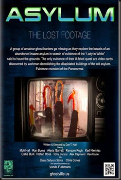 Asylum The Lost Footage