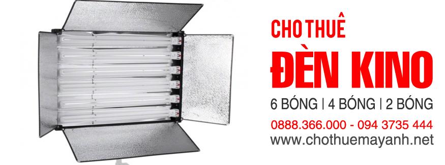 Cho thuê đèn Kino 6 bóng giá rẻ tại Tp HCM
