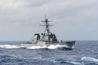 Khu trục hạm USS Curtis Wilbur