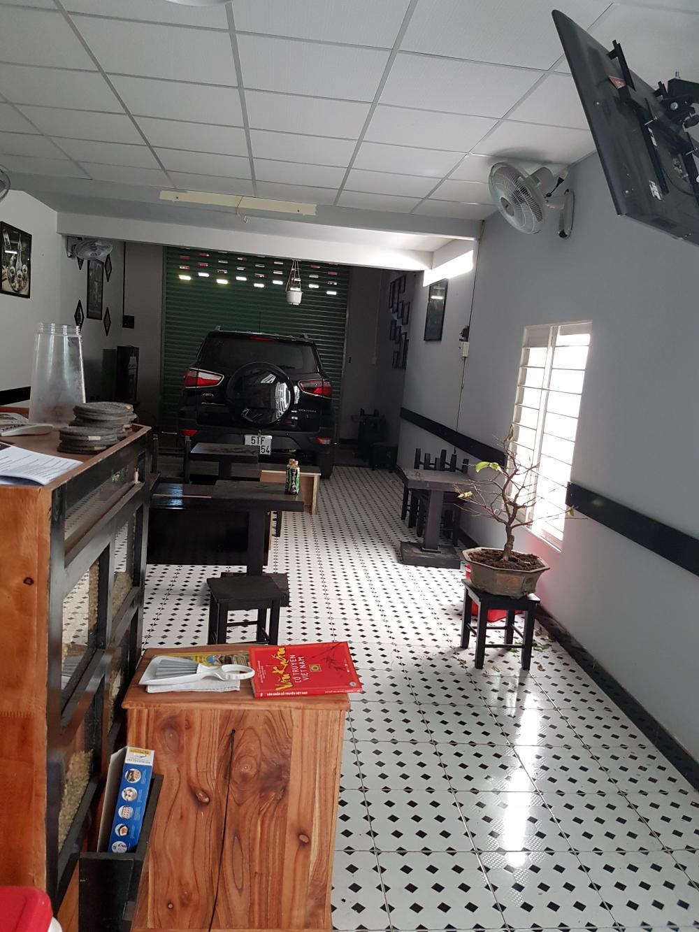 Nhà mặt tiền Đường Nguyễn Sơn 1 trệt 2 lầu và sân thượng trước sau 04