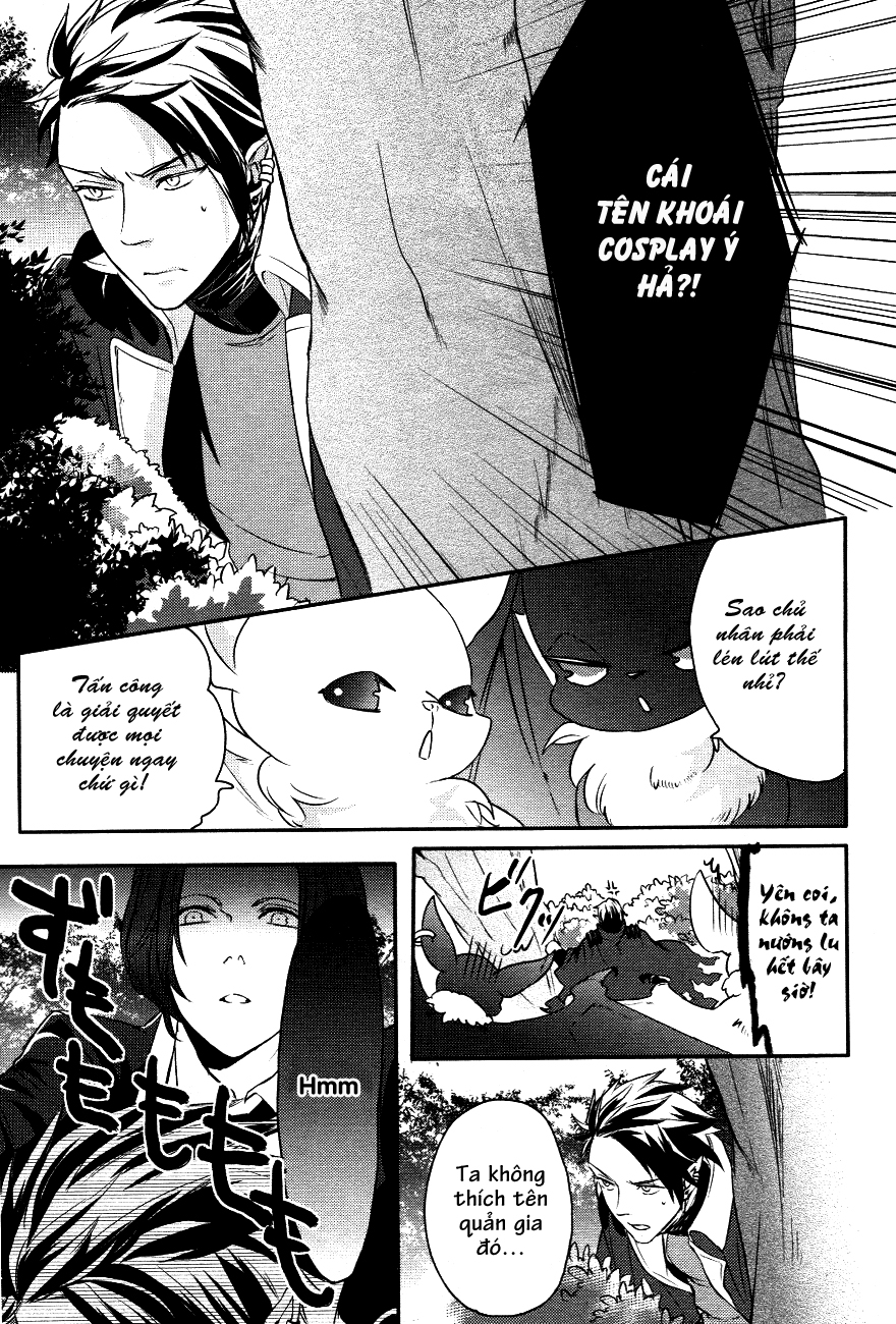 Makai Ouji: Devils and Realist Chap 002