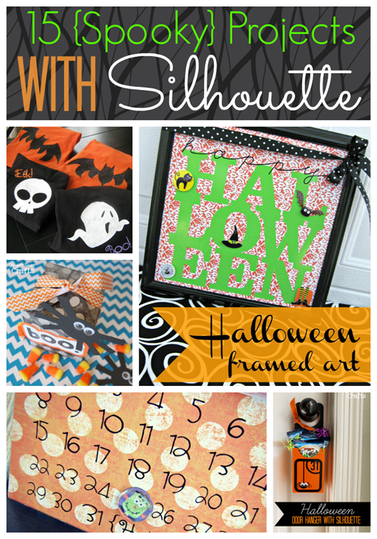 15 Spooky Projects with Silhouette