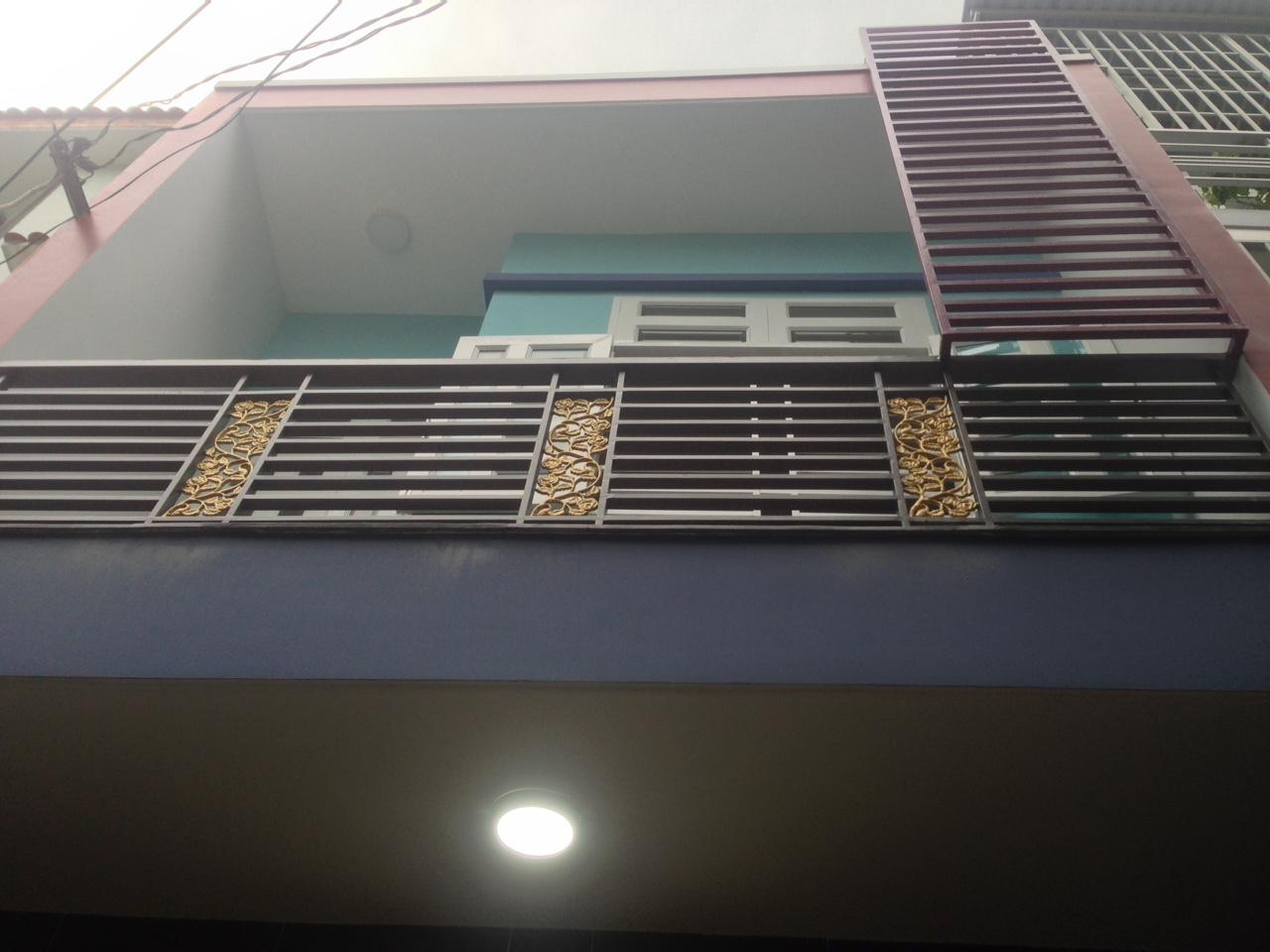 Bán nhà hẻm 146 kênh Tân Hóa Quận Tân Phú 06