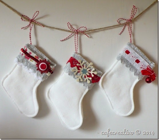 Sizzix BigShot - Calze natalizie - Befana 3