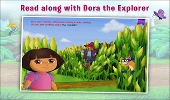 Screenshot of Dora the Explorer: Find Boots