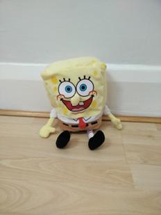 foto Sponge Bob hasil kamera HTC OnePlus One