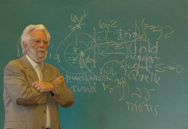 """Enrique Dussel, teòleg i filòsof, a #BCN: """"Lula no hauria estat possible sense la Teologia de l'Alliberament"""""""