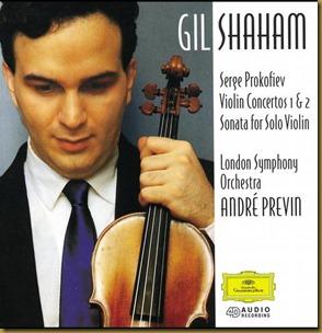 Prokofiev concierto violin 1 Shaham Previn