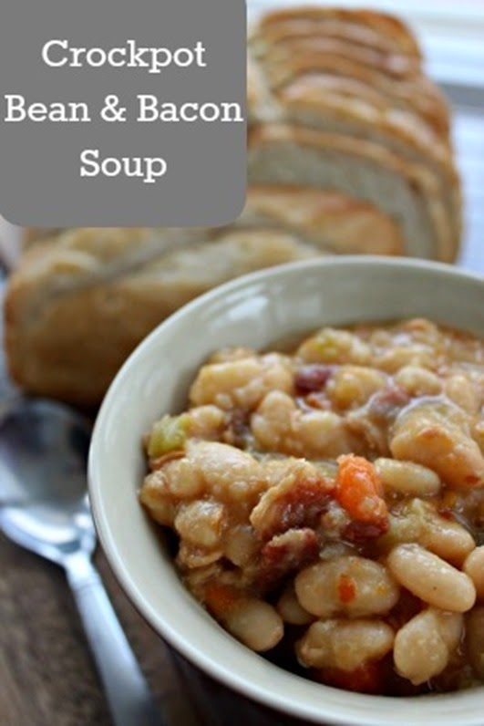 crockpot-bean-and-bacon-soup