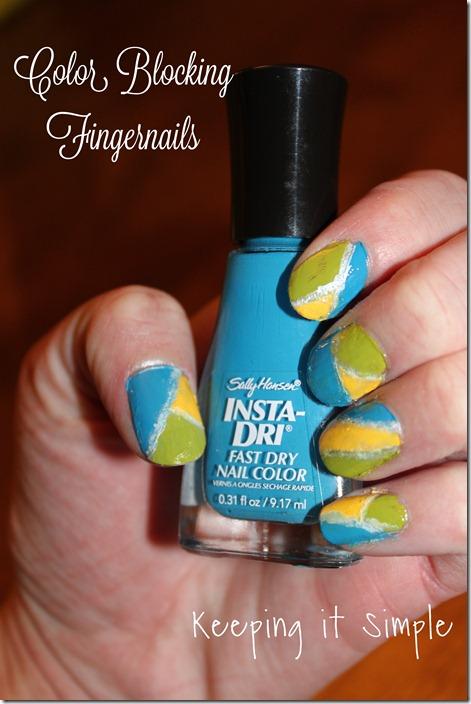 color blocking nails (25)2