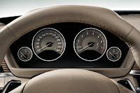 New BMW 3 Series: Instruments Modern Line without lighting (10/2011)