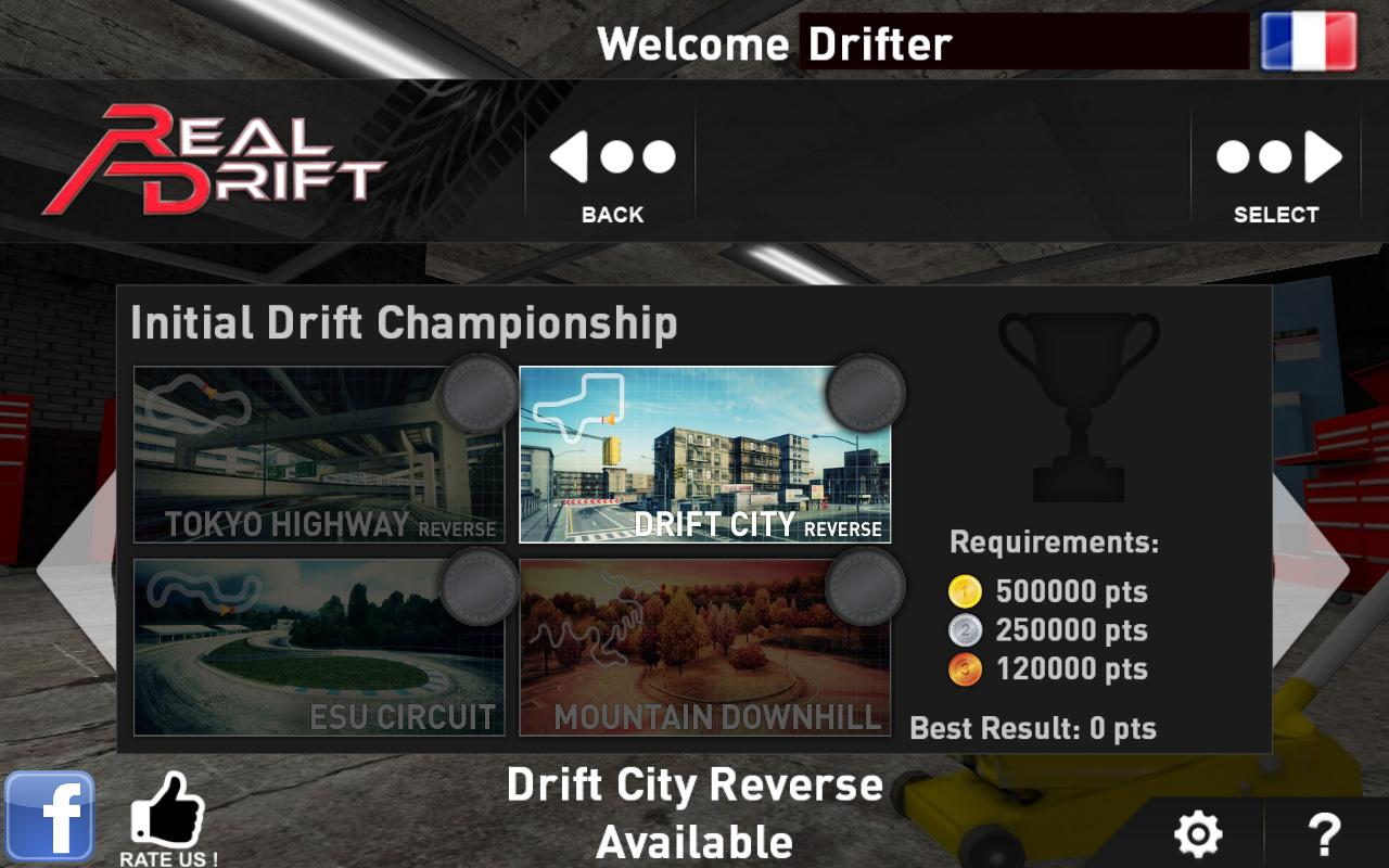 Real Drift Car Racing - screenshot