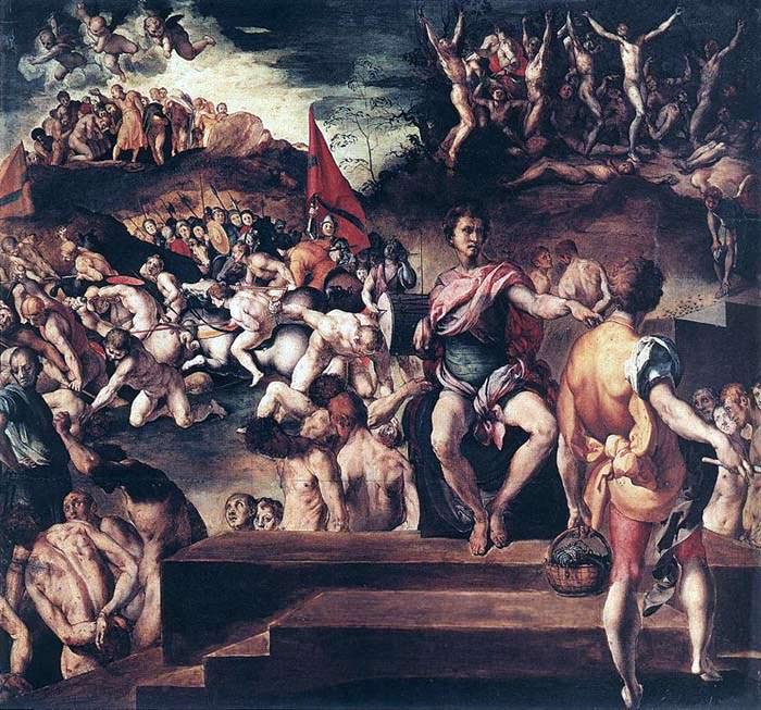 Ngày 21 Tháng Chín: Thánh Maurice và các bạn tử đạo